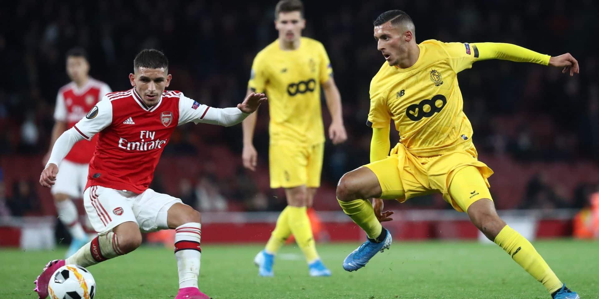 Europa League: le Standard pourrait (encore) être éliminé avec 10 points