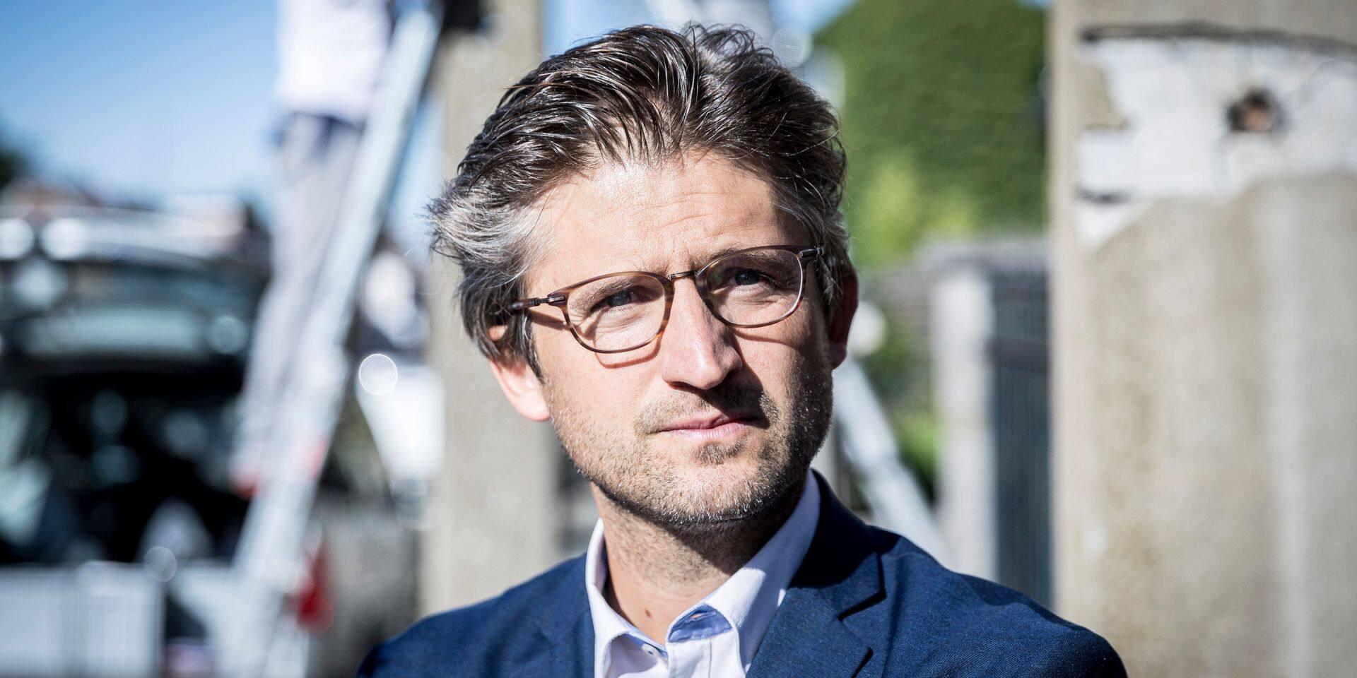 Gilles Foret ne brigue pas un troisième mandat à la tête du MR de Liège-ville
