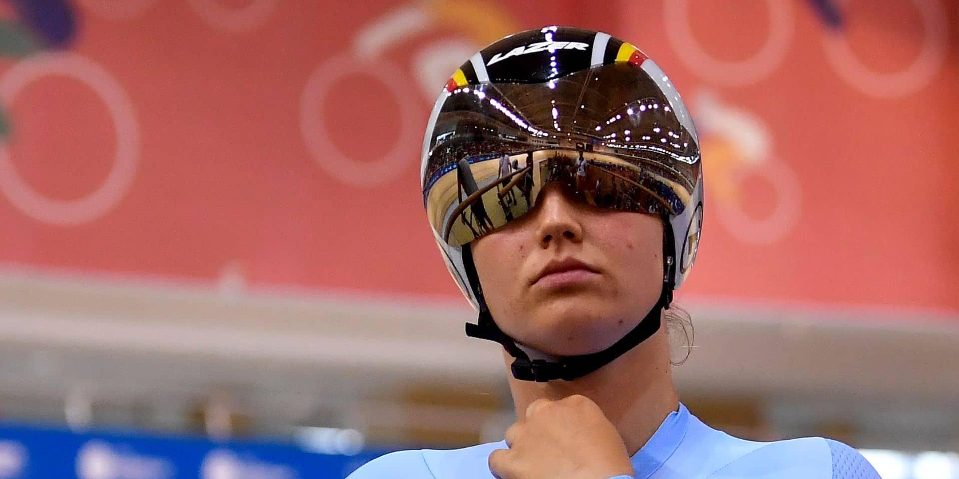Jeux Européens: Nicky Degrendele en huitièmes de finale du sprint