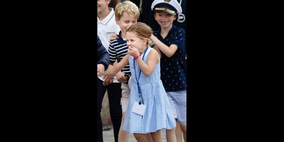 The inaugural regatta The King's Cup on Friday 9th August to raise awareness and funds for eight of Their Royal Highnesses' patronages.