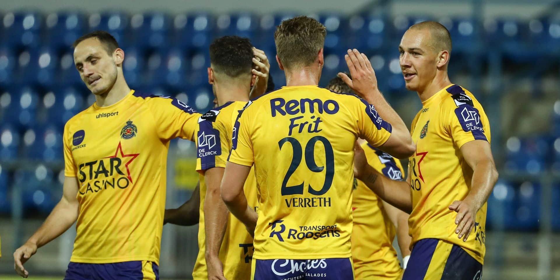 Sept joueurs de Waasland-Beveren testés positifs au Covid-19