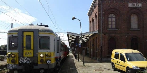 Ligne 96 : pas d'amélioration du tronçon Mons - Quévy avant 2020 - La DH