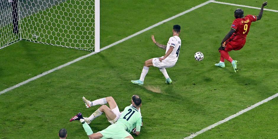 Grosse désillusion pour les Diables, éliminés par l'Italie en quart de finale de l'Euro (1-2)