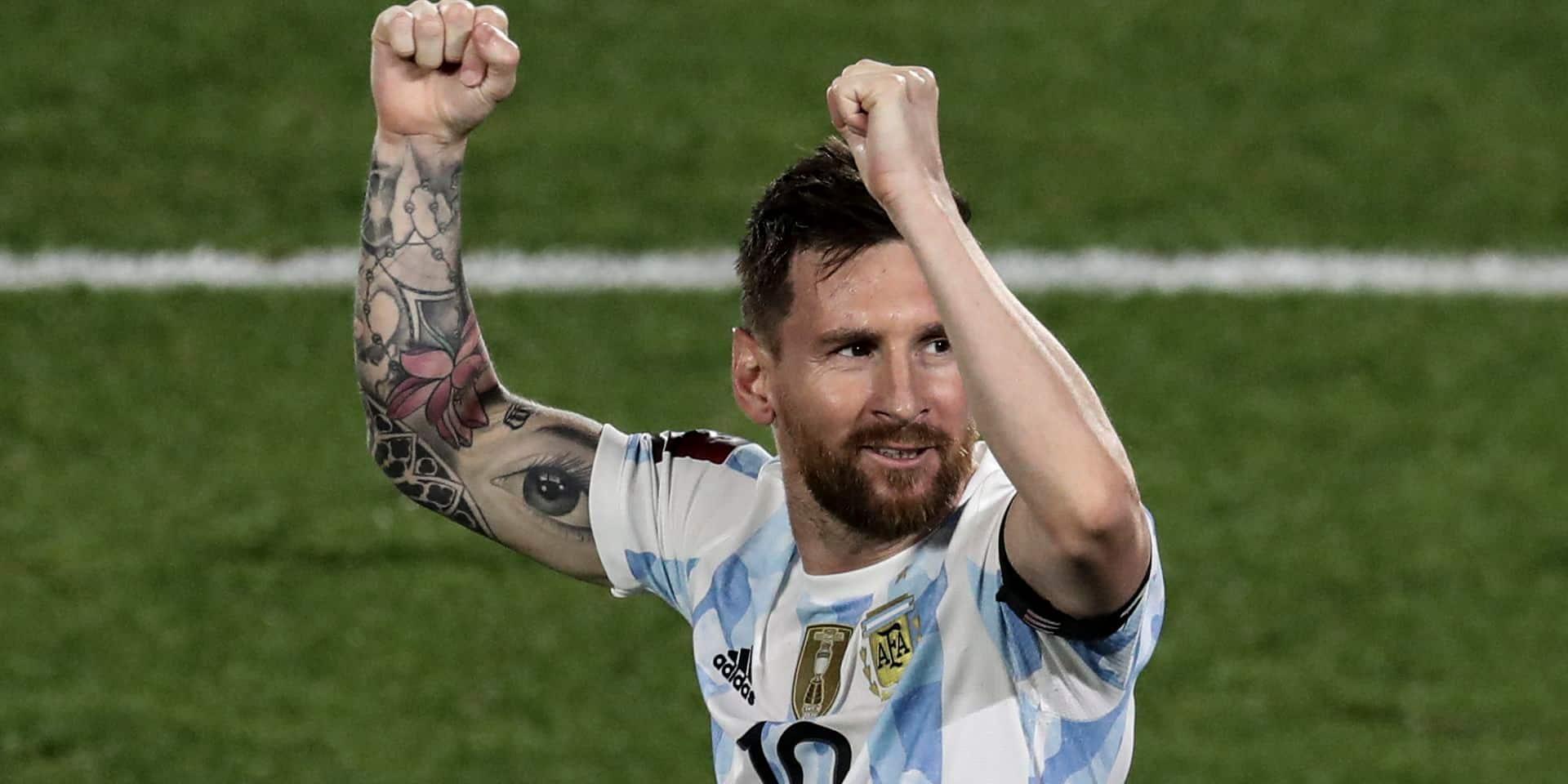 Quand Messi marque... sans le vouloir ! (VIDEO)