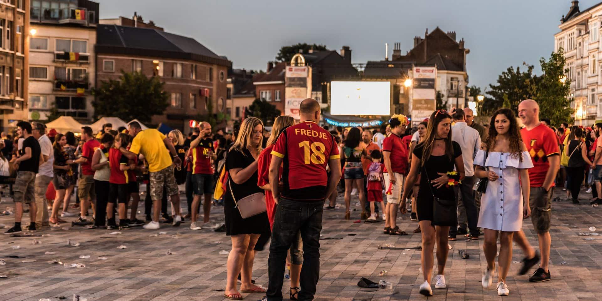 Match Belgique-France: la Zone de Police du Tournaisis ne craint pas de débordements