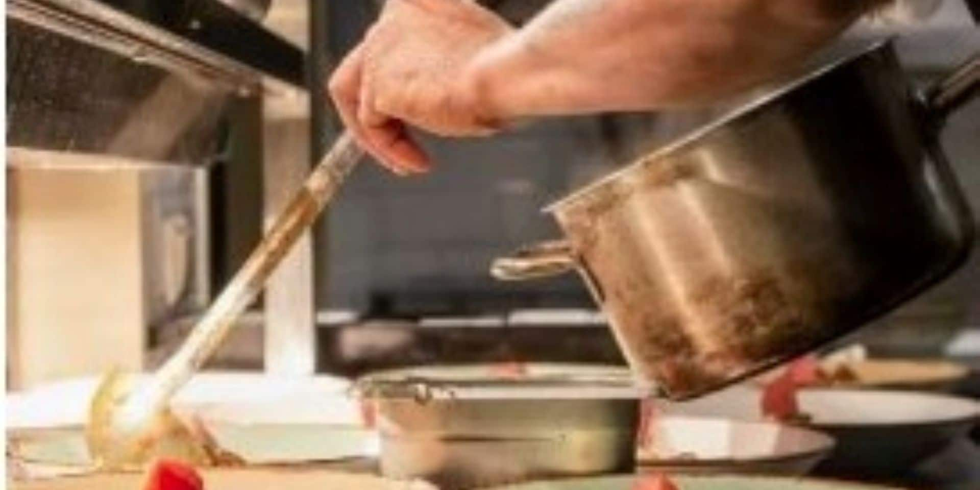 Libramont : un marathon de cuisine au centre IFAPME !