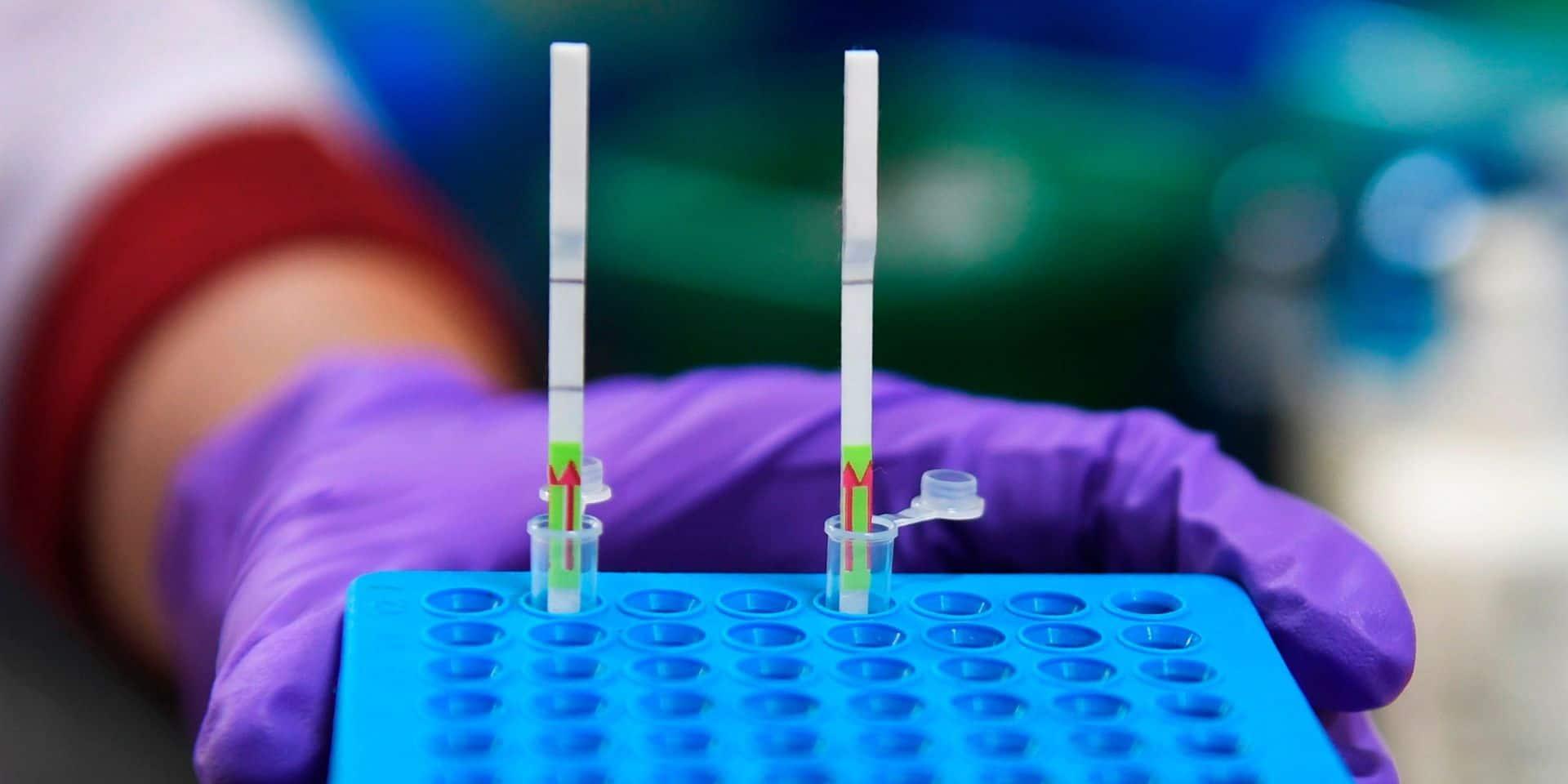 """""""Feluda"""", le nouveau test rapide, fiable et bon marché qui fait rêver l'Inde pour contrer la pandémie de coronavirus"""