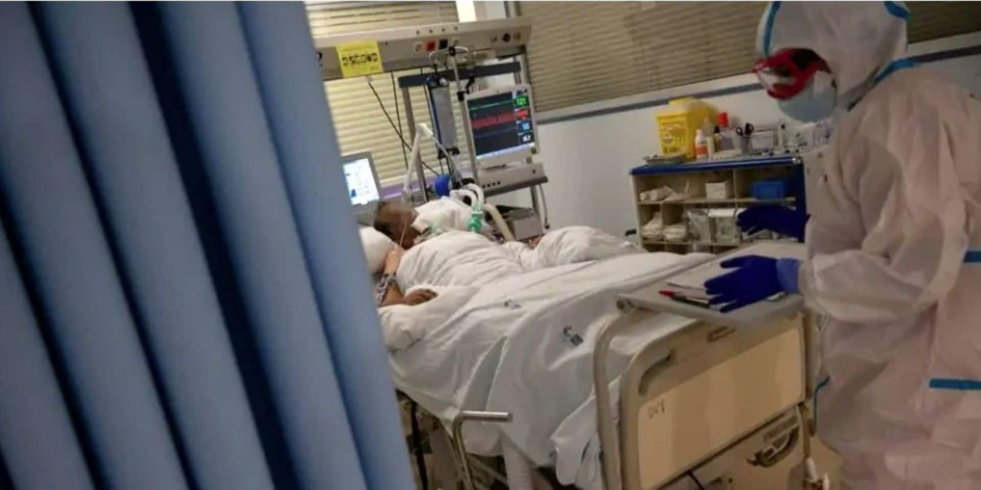 """167 patients Covid hospitalisés en province de Luxembourg : """" Une progression inexorable"""""""