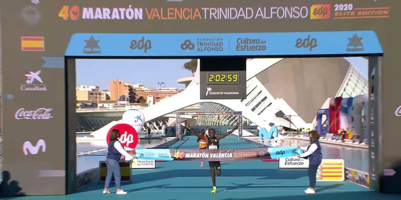 Terrible désillusion pour Soufiane Bouchikhi au marathon de Valence