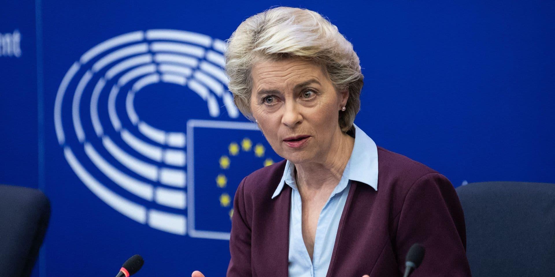"""L'Union européenne dispose de suffisamment de doses pour vacciner 70% de sa population adulte: """"L'UE a tenu sa promesse"""""""