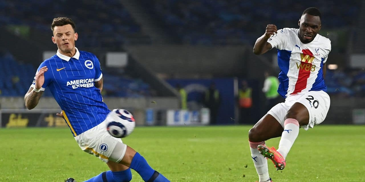 Christian Benteke offre la victoire à Palace à la... 94e d'une superbe reprise de volée! (VIDEO) - dh.be