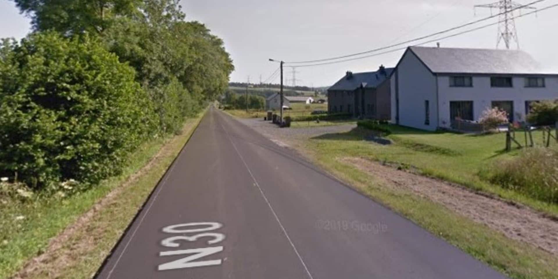 Accident mortel à Wicourt (Bastogne) : un octogénaire est décédé