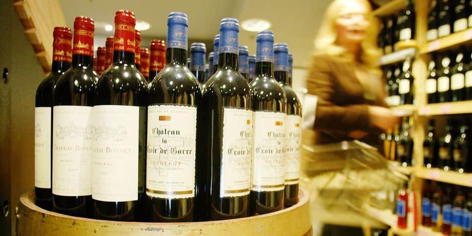 Foire aux vins: clap première avec Delhaize (1/4) - La DH