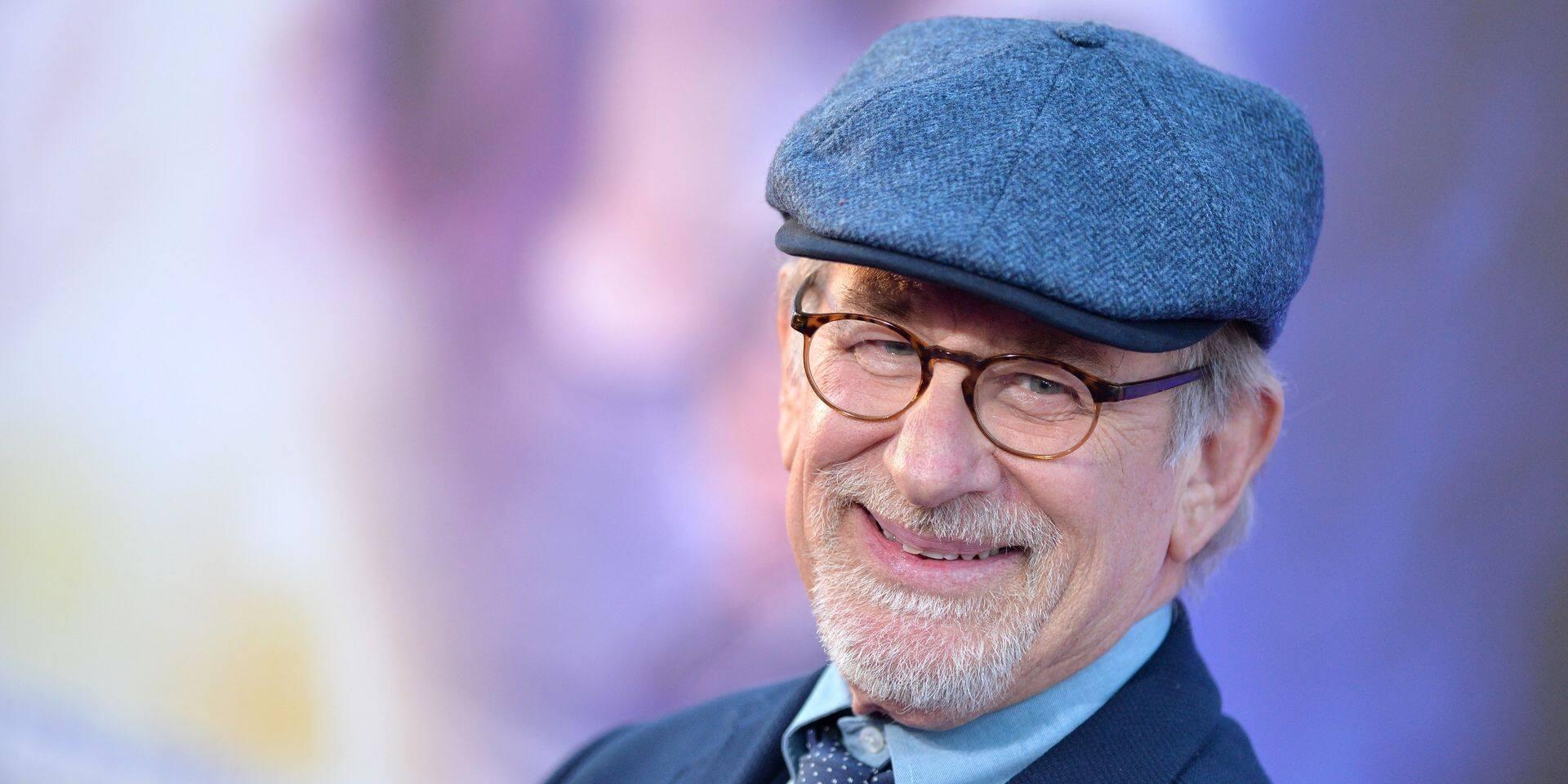 """La fille de Steven Spielberg, future star du X? """"Je suis une créature sexuelle"""""""