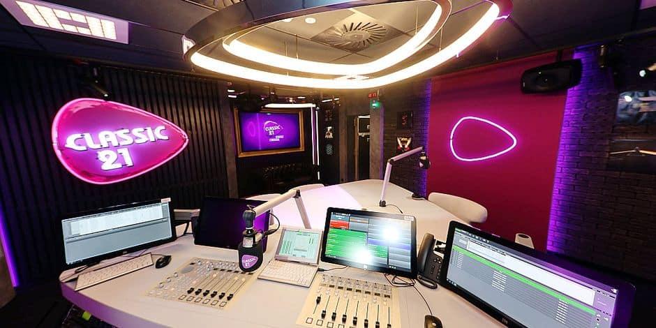 Classic 21 a inauguré son nouveau studio