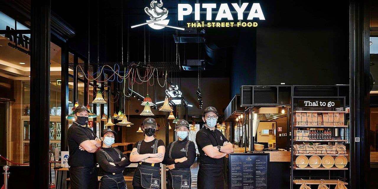Pitaya propose de la cuisine thaï, une niche qui plait à de nombreux consommateurs belges.