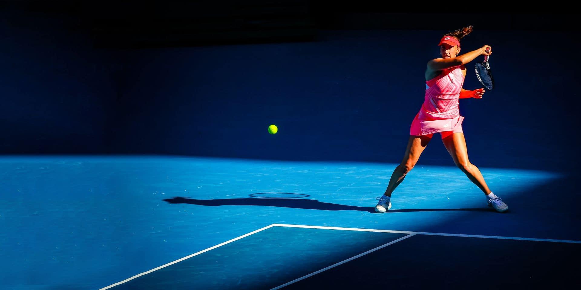 """Elise Mertens s'offre une deuxième semaine à l'Australian Open: """"Très envie de faire mieux"""""""