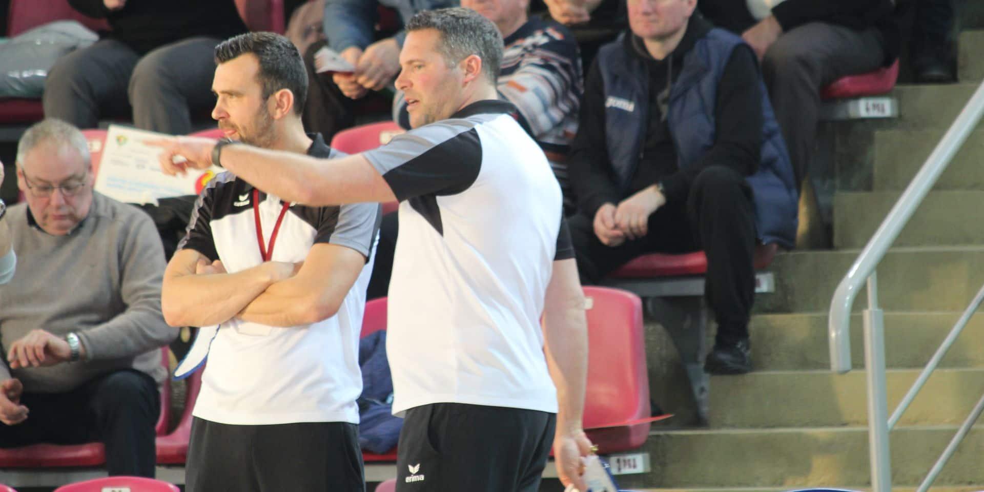 Handball: le HC Visé accueille Masheka Mogilev dimanche en Challenge Cup