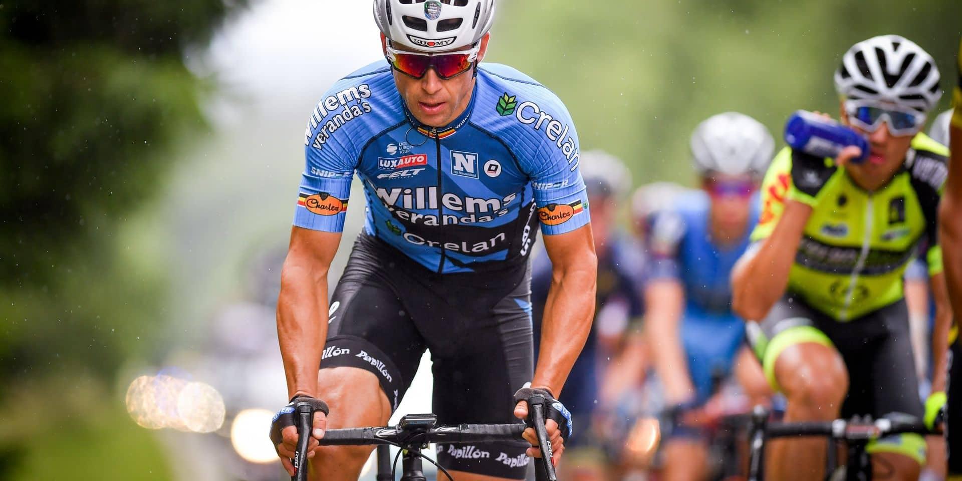 Stijn Devolder, ancien double vainqueur du Tour des Flandres, met un terme à sa carrière