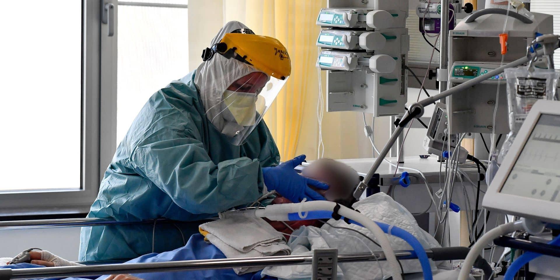 Coronavirus en Belgique: les infections toujours en hausse avec 564,4 nouveaux cas en moyenne par jour, les hospitalisations stables