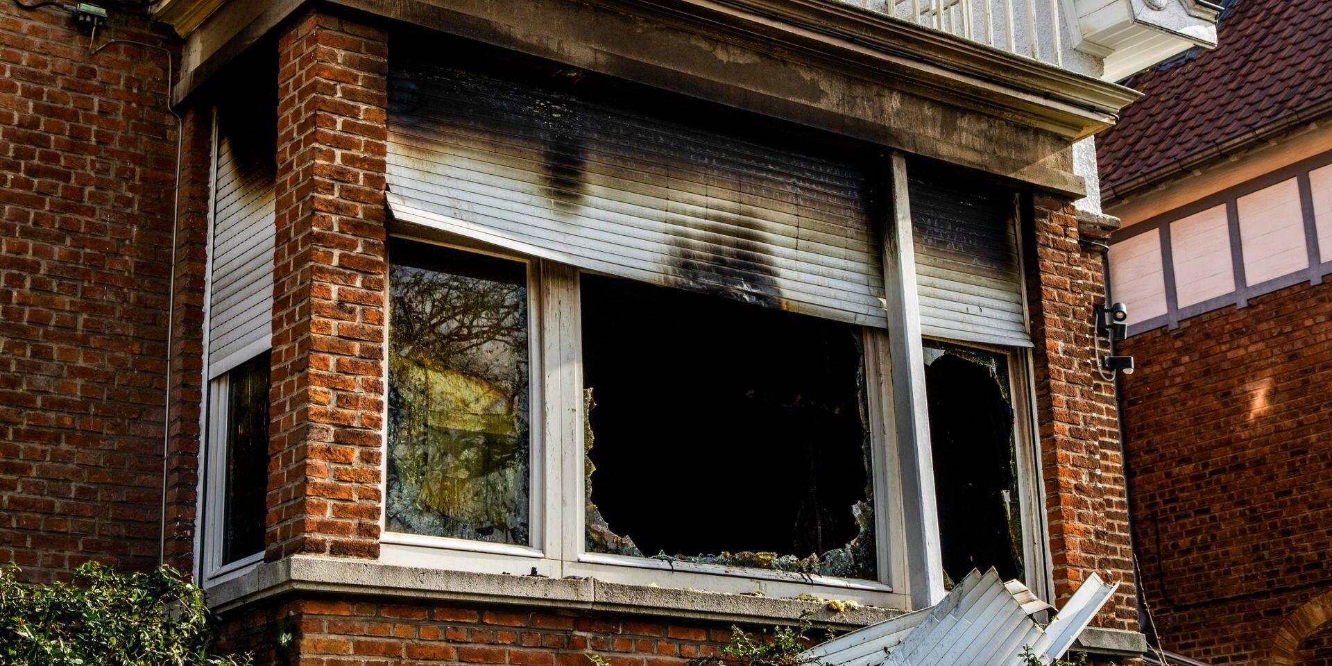 Un homme perd la vie dans l'incendie de son habitation à Watermael-Boitsfort