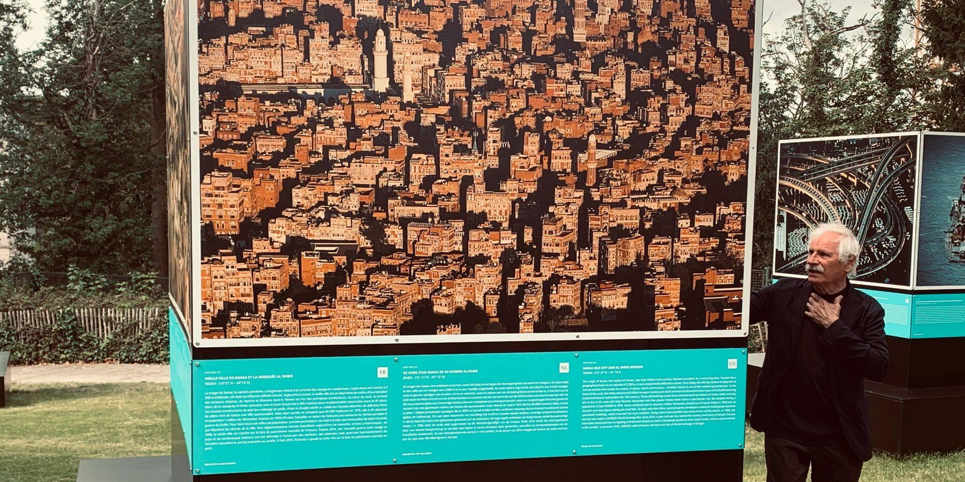 Succès pour les sites culturels à Mons : 40.000 personnes ont visité l'exposition de Yann Arthus Bertrand