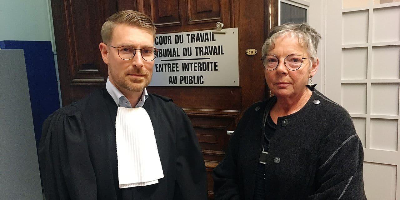 La province de Namur reconnaît ses torts : payée à ne rien faire depuis 15 ans, Dominique pourra rester chez elle jusqu'à la pension avec salaire complet !