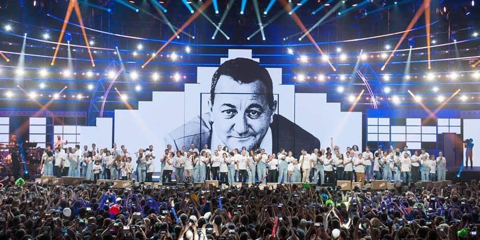 Les 30 ans des Enfoirés seront diffusés le 8 mars sur TF1