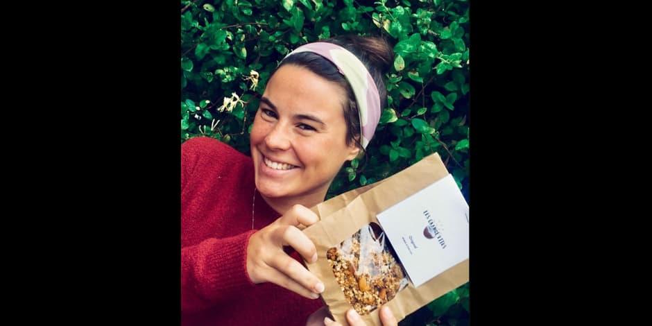 Les Granol'ettes: Juliette, 25 ans, fabrique du granola sucré et salé à Lives-sur-Meuse