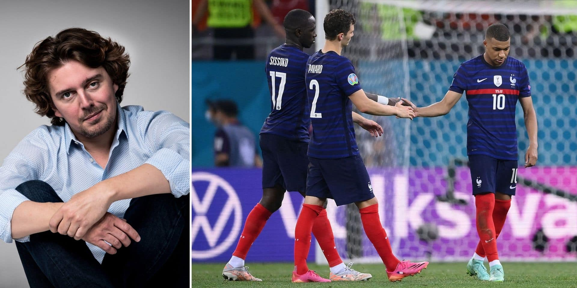"""Alex Vizorek se paie la tête des Français après leur défaite: """"Je n'aurais jamais cru dire ça un jour"""""""