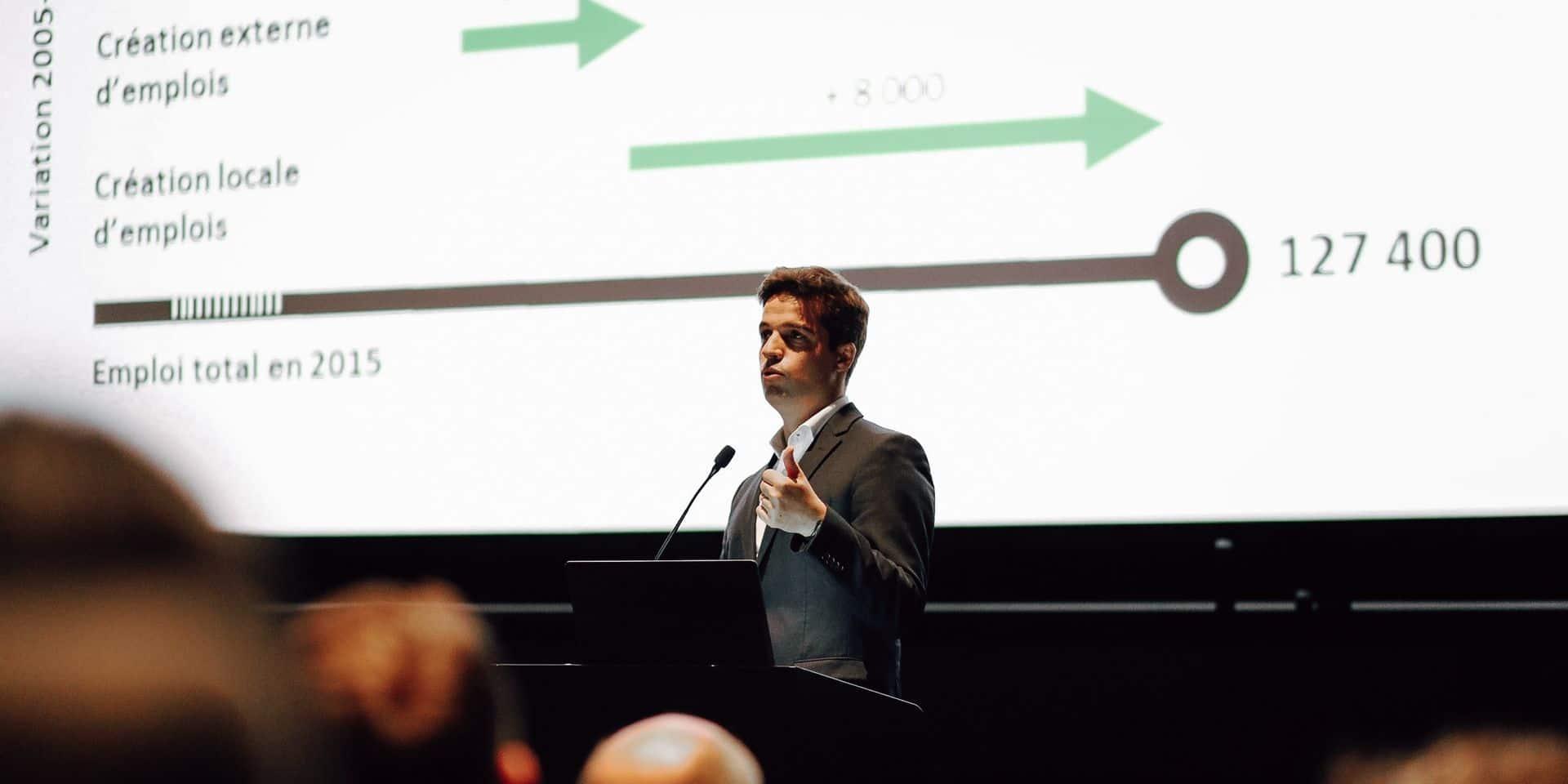 81 nouveaux projets à Charleroi Métropole: le plan Catch met le Turbo