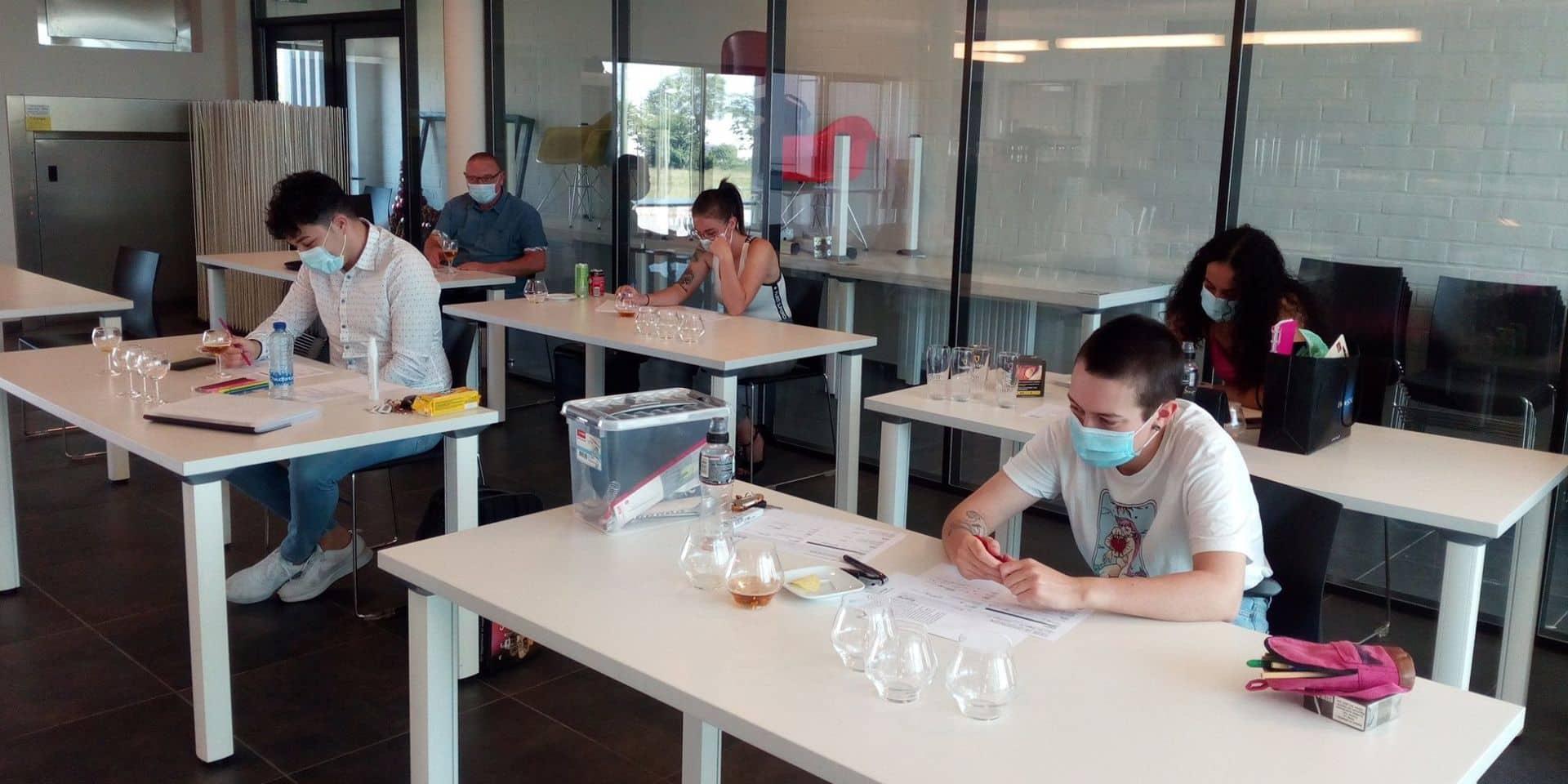 Rentrée dans les IFAPME : des apprenants privés de pratique