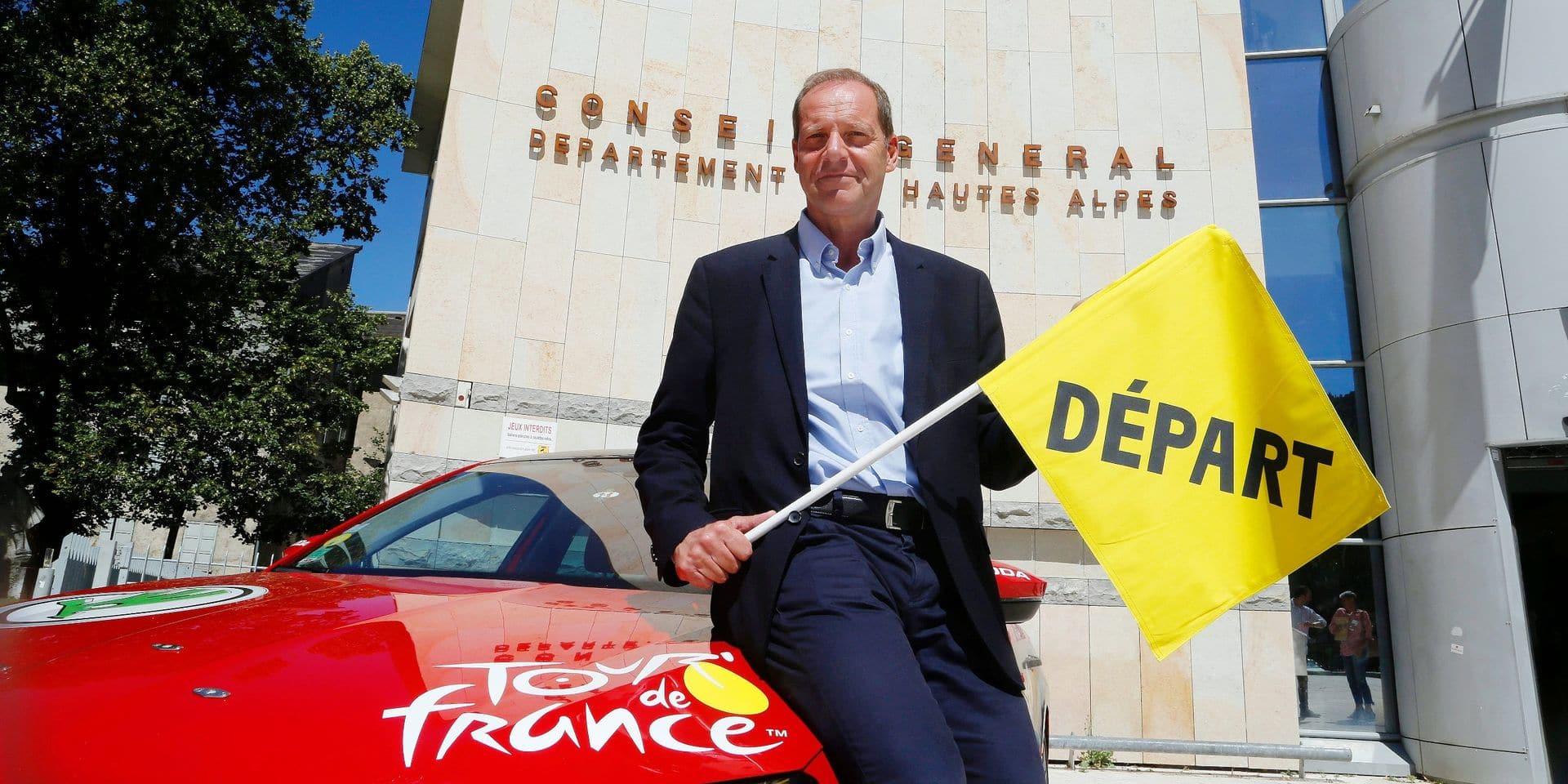 """Christian Prudhomme se prépare à une édition 2020 spéciale : """"Le Tour de France restera une fête"""""""