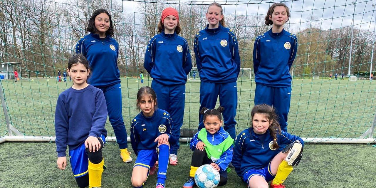 Le ROS Ottignies-Louvain-la-Neuve propose un cycle gratuit de découverte du football féminin