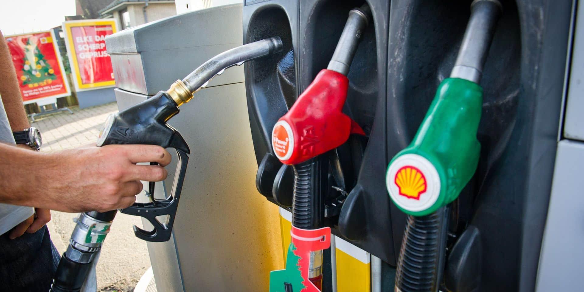 Septième augmentation consécutive du prix du diesel