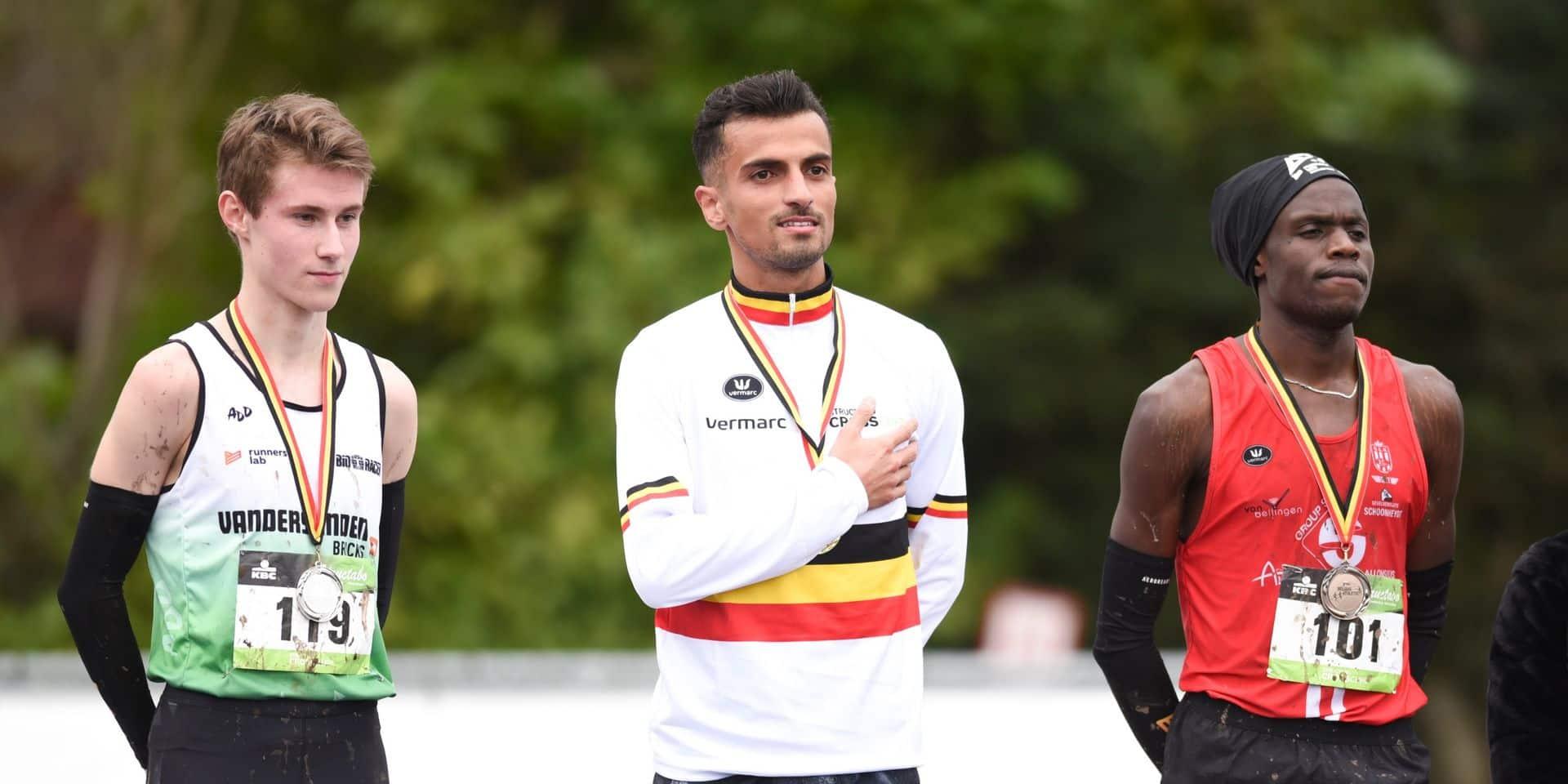 La plainte de Soufiane Bouchikhi contre Isaac Kimeli infondée, le résultat des championnats de Belgique de cross est maintenu