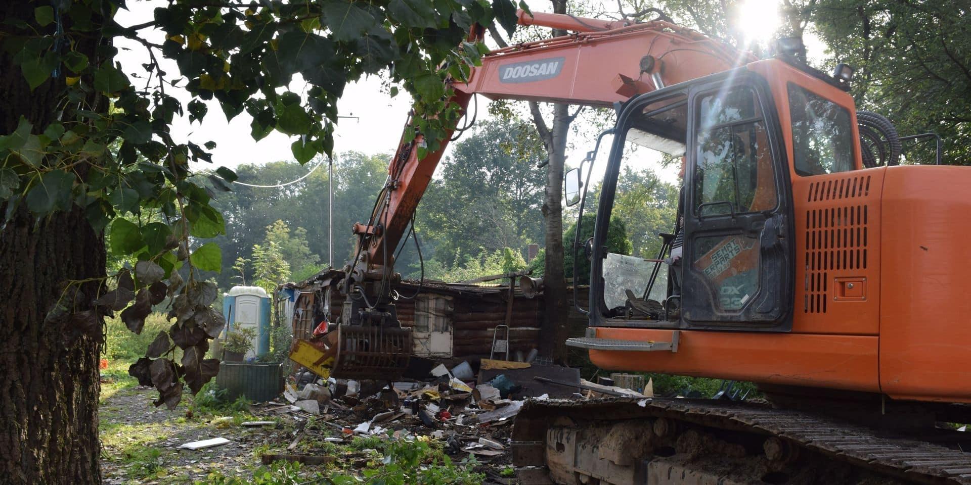 À la chasse aux déchets dans les carrières de Pontaury et Onoz