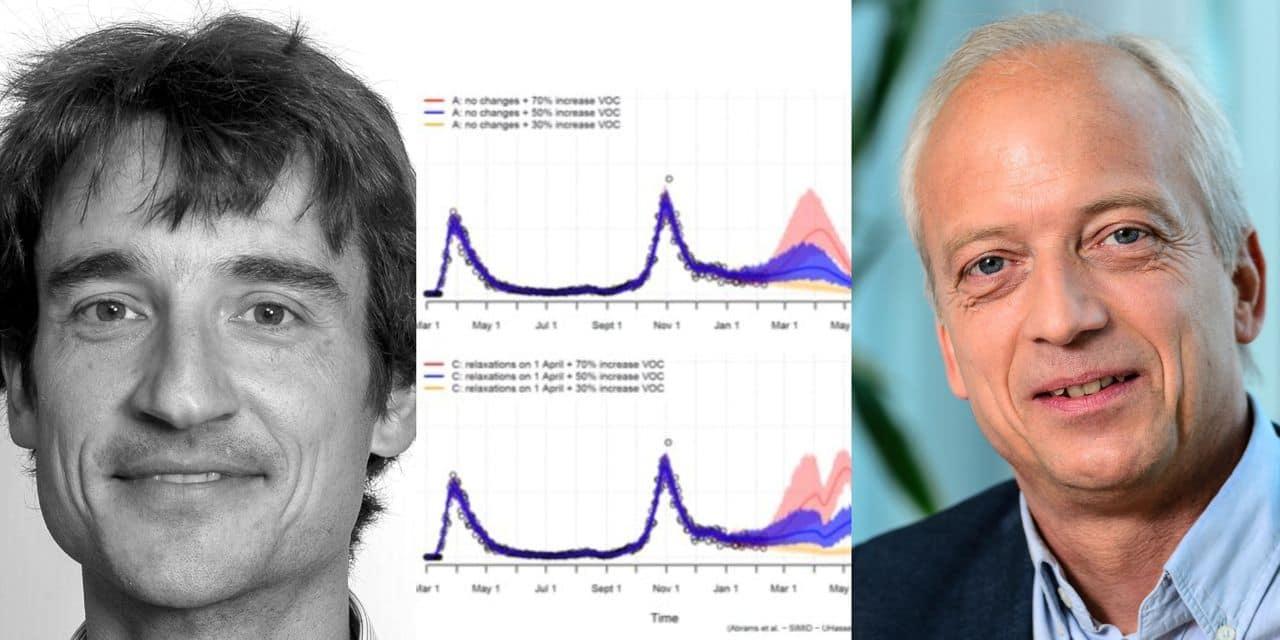 Les prédictions mathématiques d'une épidémie sont-elles vraiment fiables?