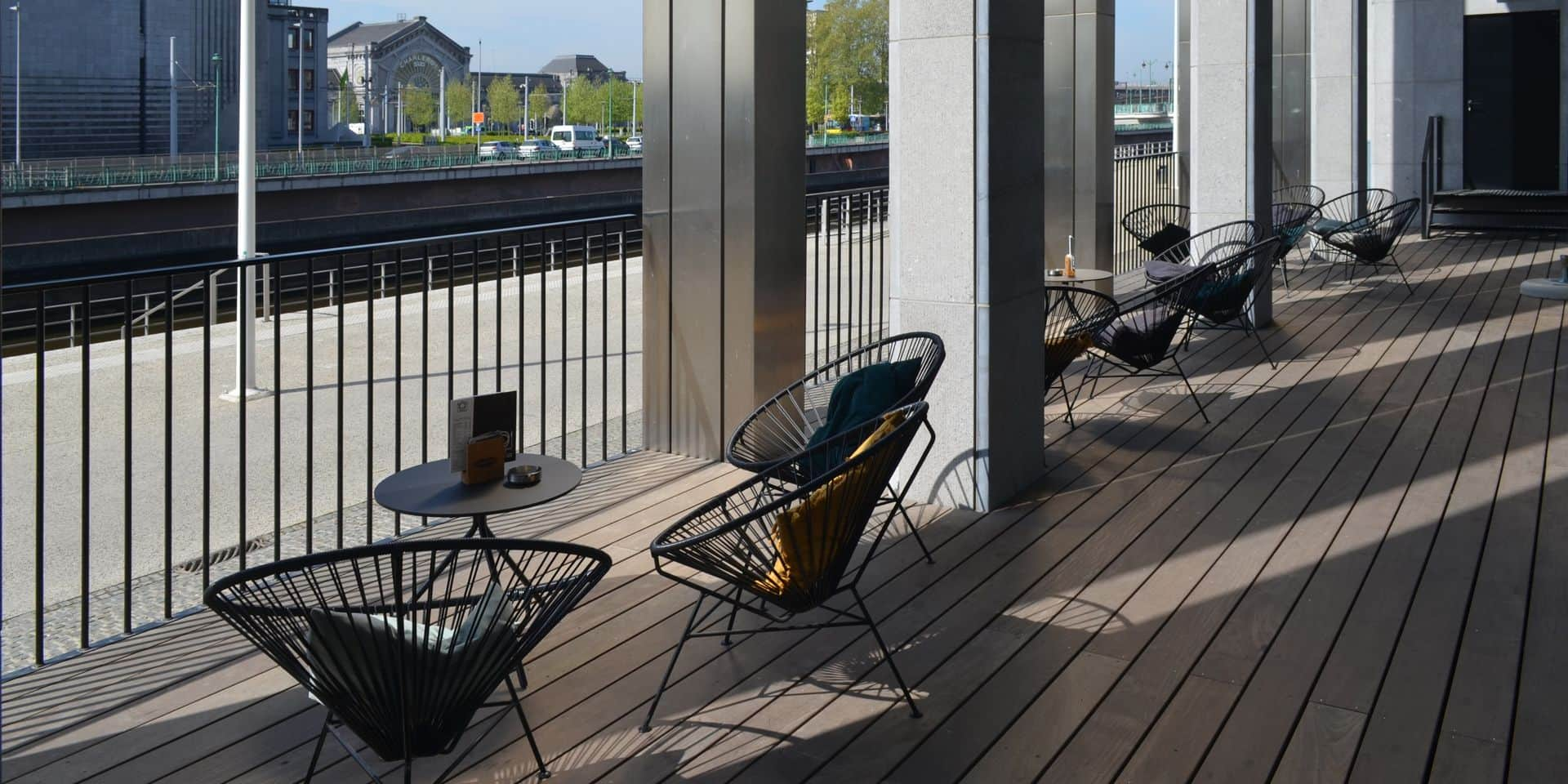 63 nouvelles extensions de terrasses approuvées à Charleroi, l'appel est toujours lancé pour le 8 mai
