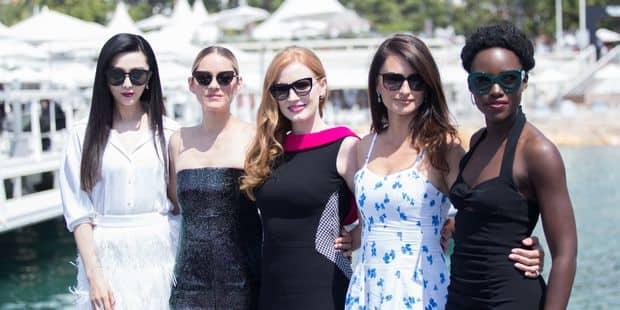 Le casting 5 étoiles de Jessica Chastain - La DH
