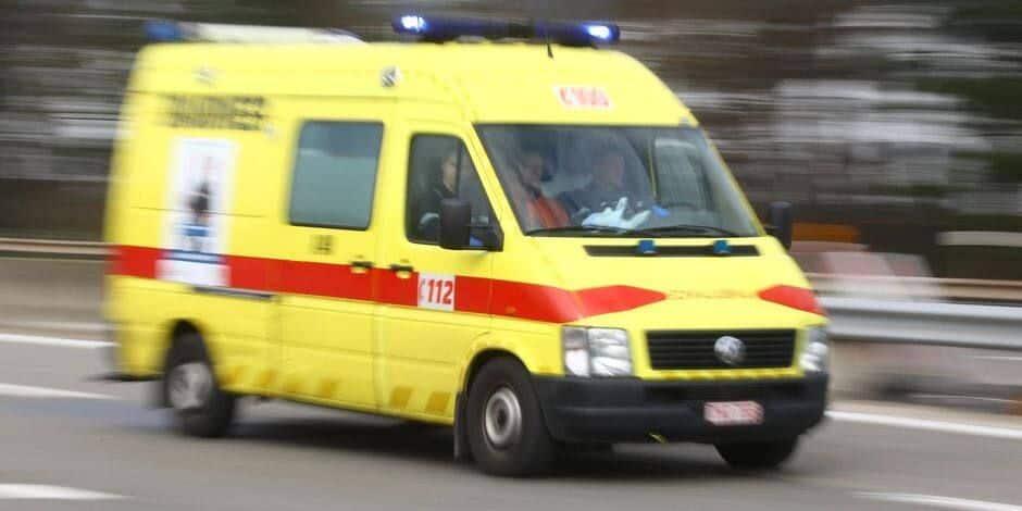 Malmedy: deux véhicules se percutent