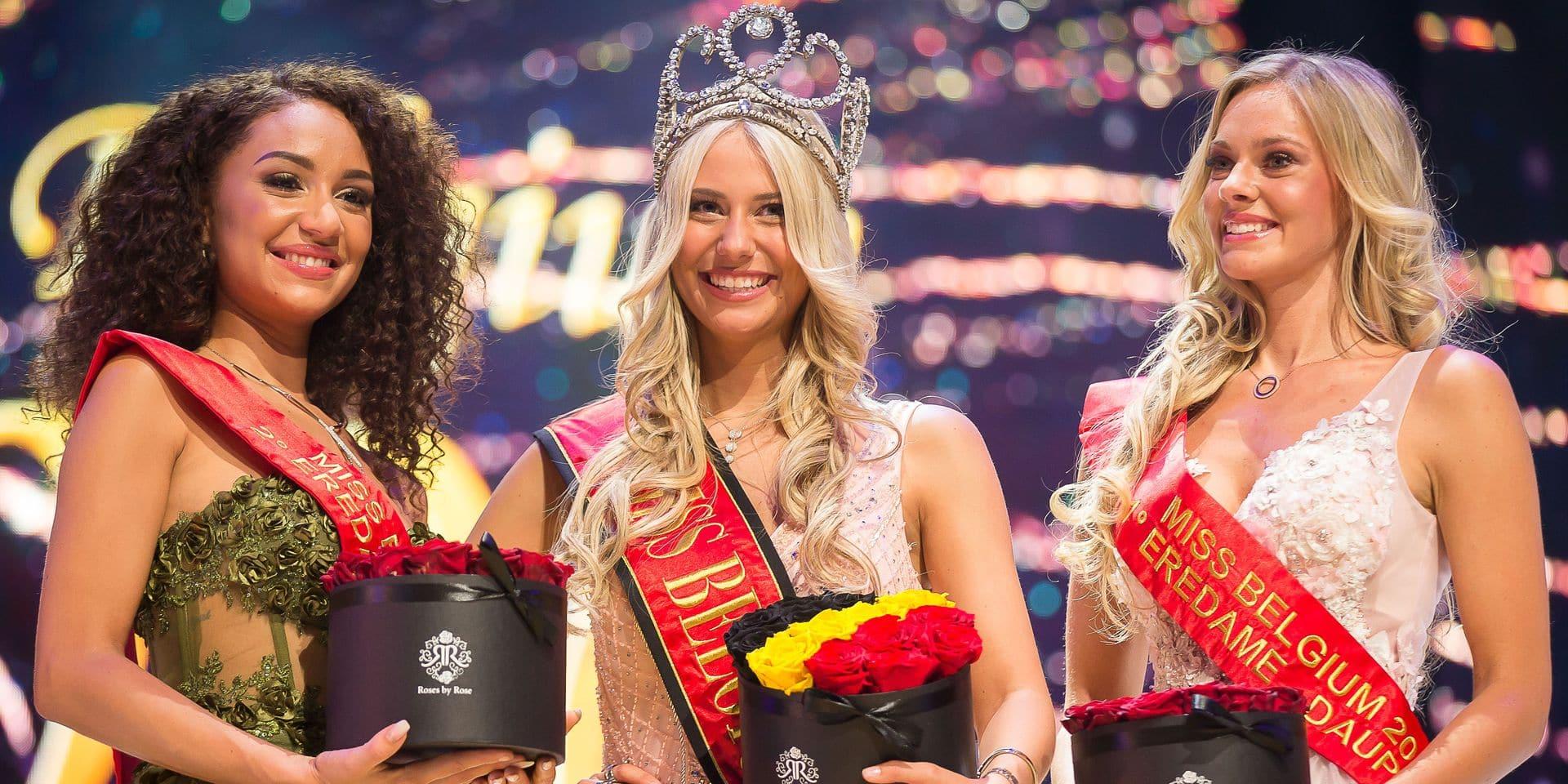 """L'élection de Miss Belgique critiquée: """"Avec le budget de Miss France, on ferait le même show !"""""""