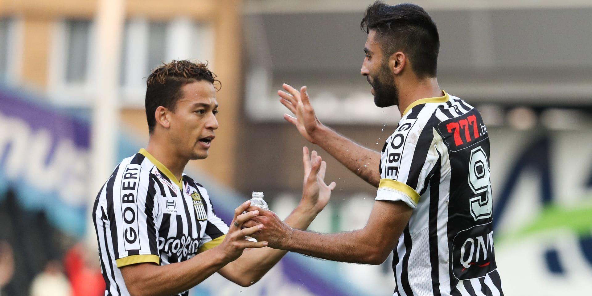 Charleroi n'est pas le même avec Rezaei et Benavente: la preuve en chiffres