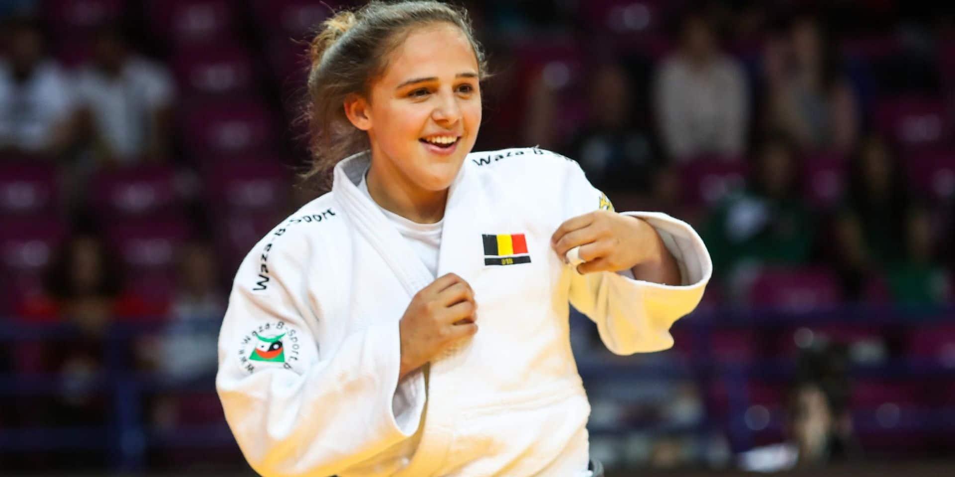 Alessia Corrao, le nouveau phénomène du judo belge !