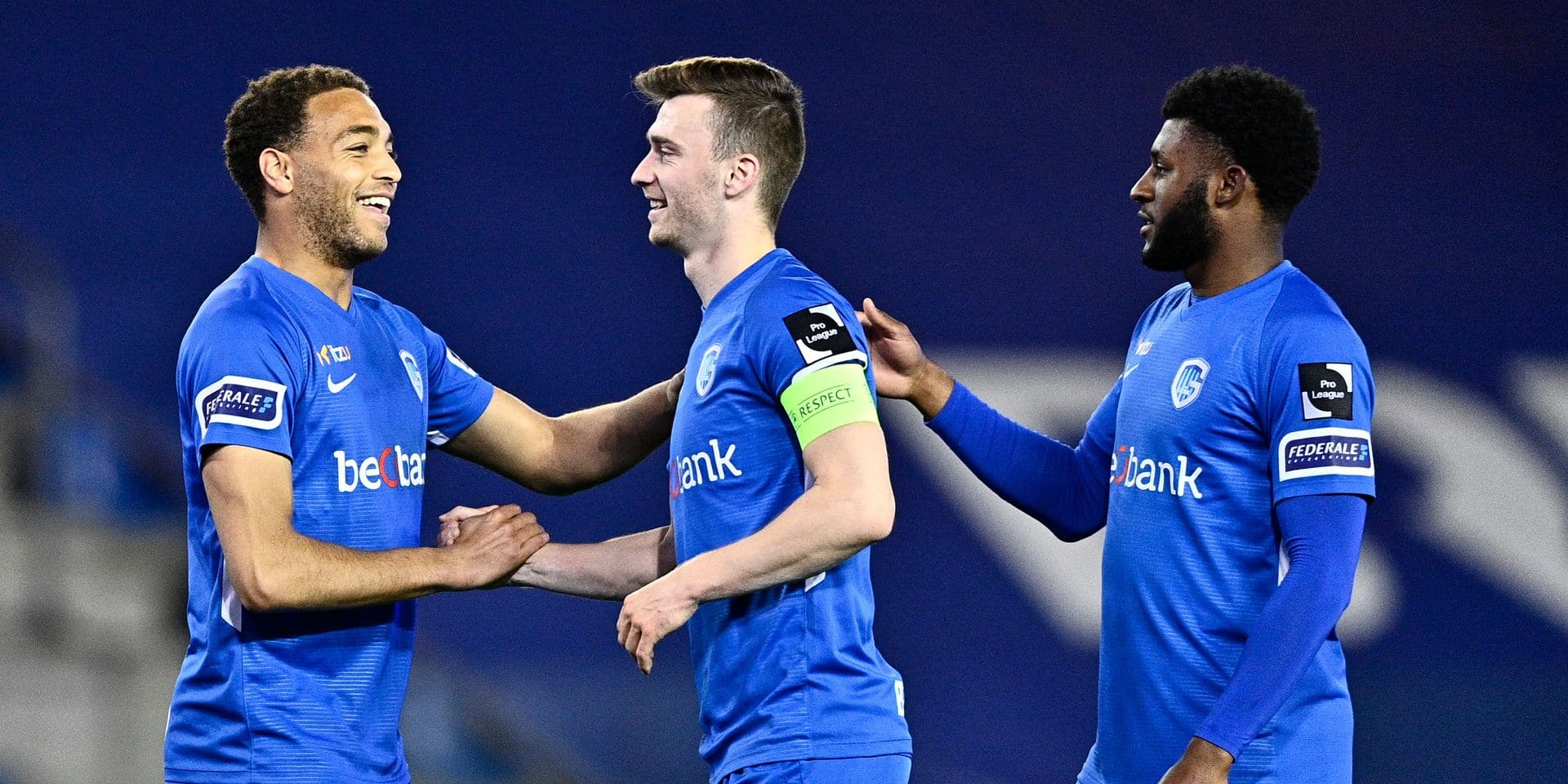 Genk domine Bruges et revient à 5 points au classement