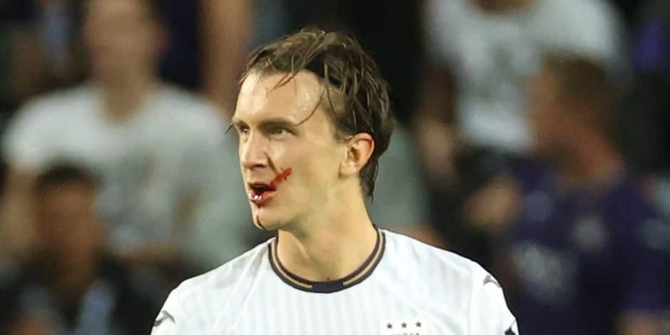 """Olsson est trop moyen pour Anderlecht: """"Il n'est plus le même depuis six mois"""""""