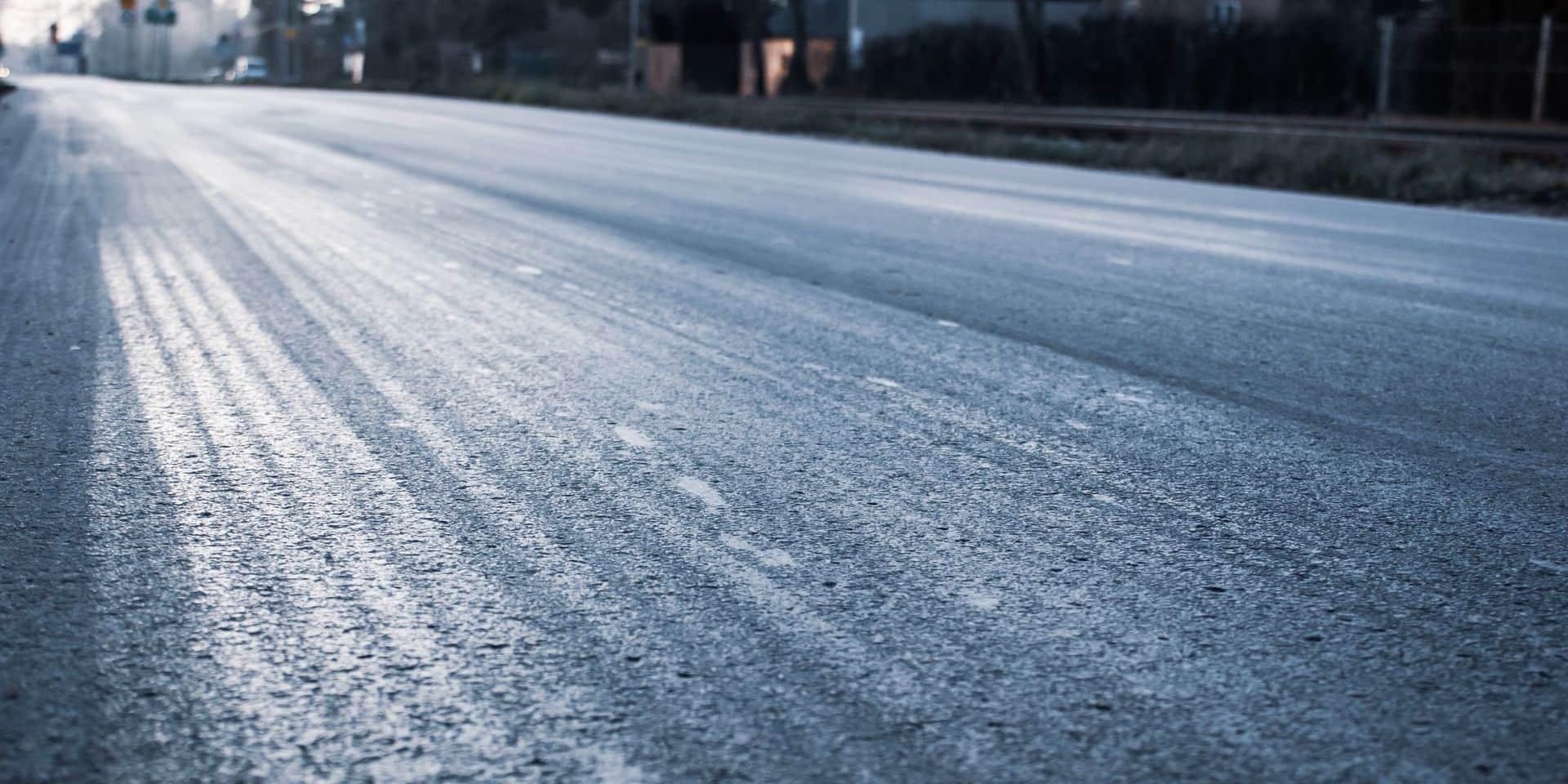 L'IRM lance une alerte jaune sur tout le pays : une nuit froide est attendue avec un risque de plaques de glace ou de givre