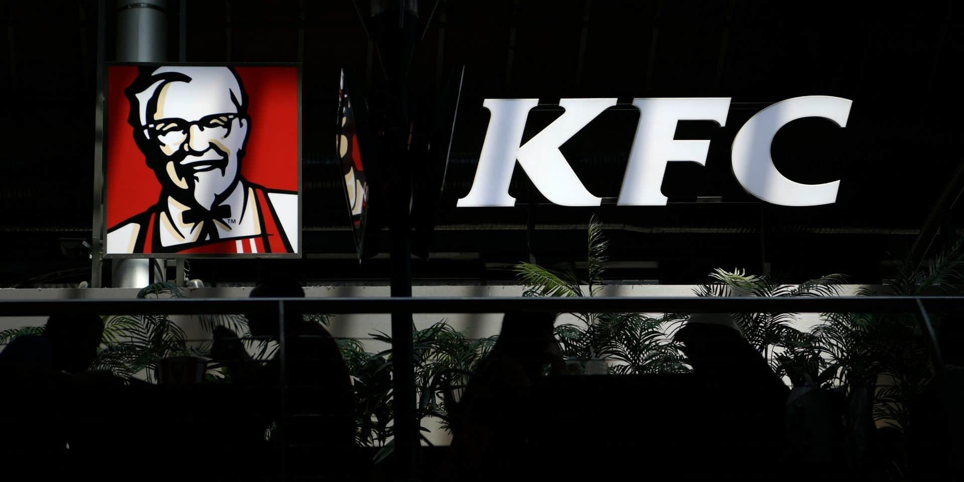 La chaîne KFC débarque dans le Borinage