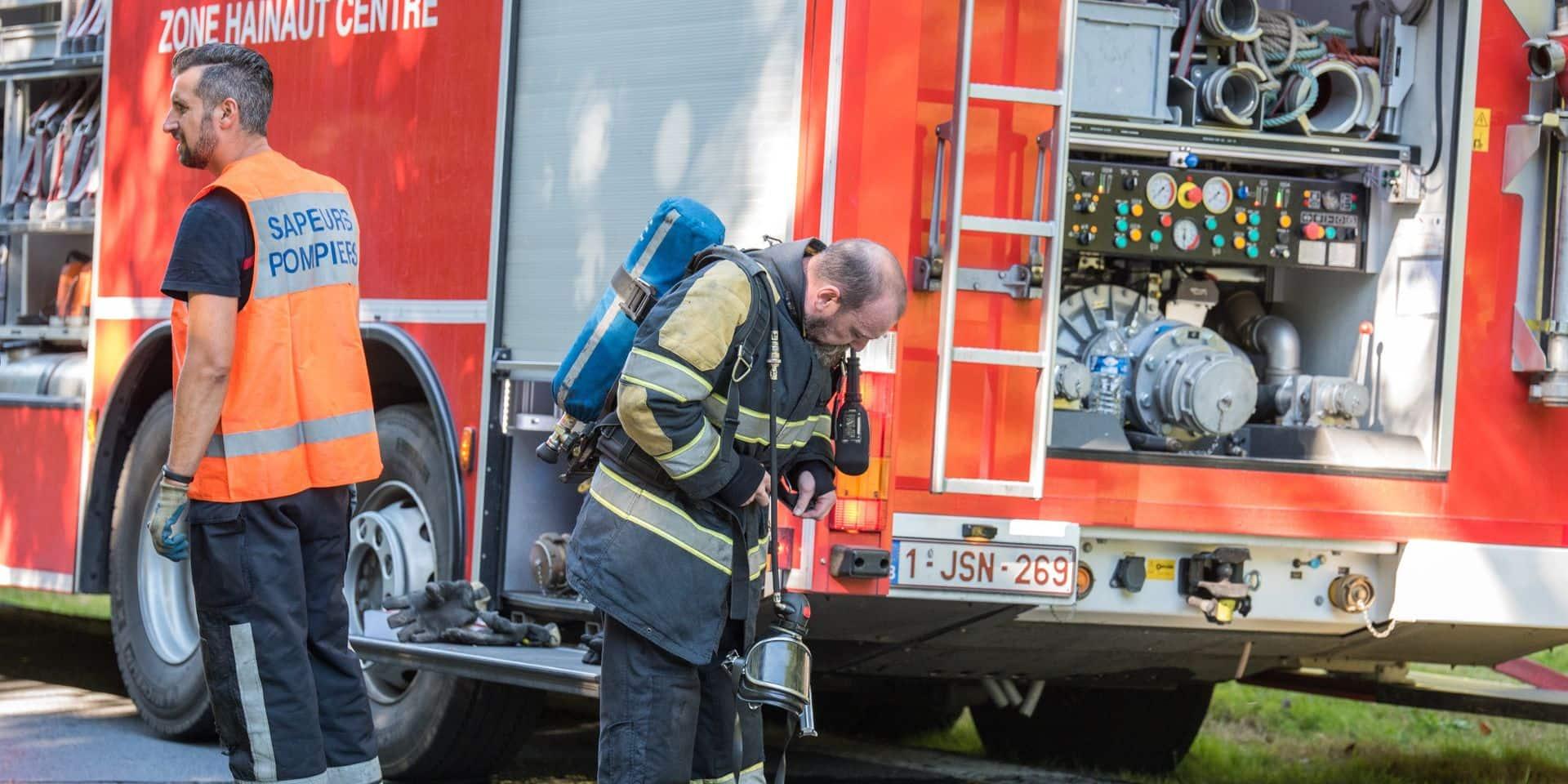 Saint-Vaast: importante fuite d'eau dans un immeuble à appartements, les habitants pourraient être évacués