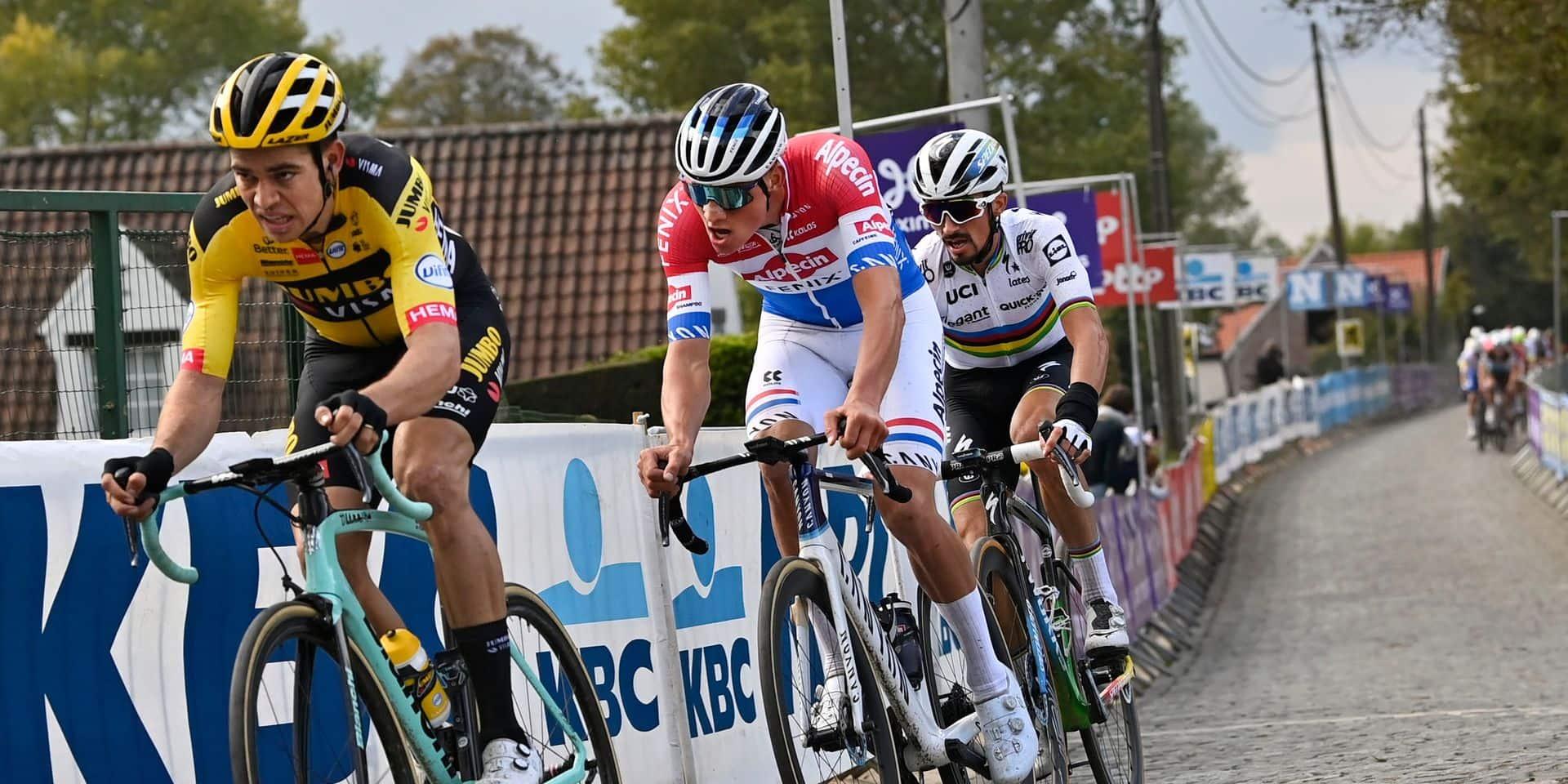 Gand-Wevelgem promet pour le Tour des Flandres et la revanche de Wout Van Aert